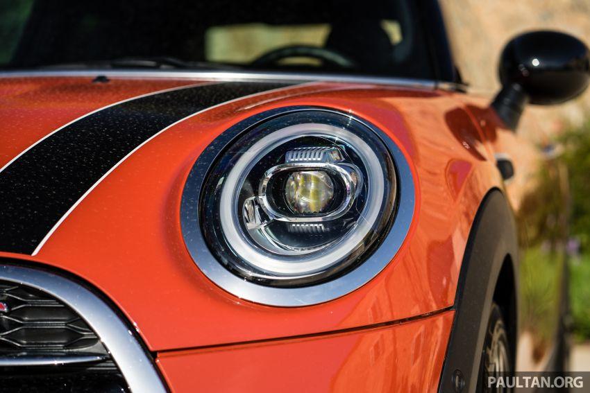DRIVEN: 2018 MINI 3 Door Cooper S facelift in Spain Image #837809