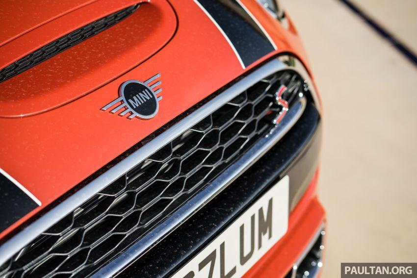 DRIVEN: 2018 MINI 3 Door Cooper S facelift in Spain Image #837811