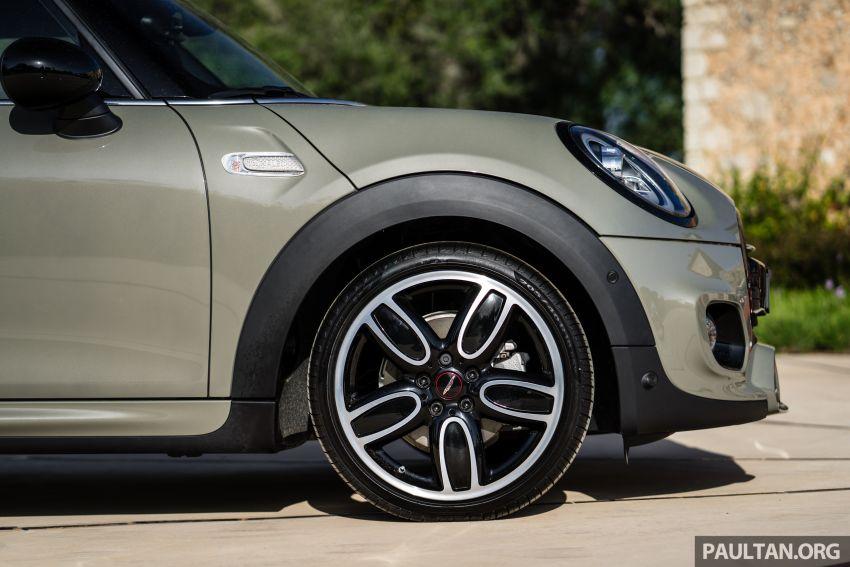 DRIVEN: 2018 MINI 3 Door Cooper S facelift in Spain Image #837829