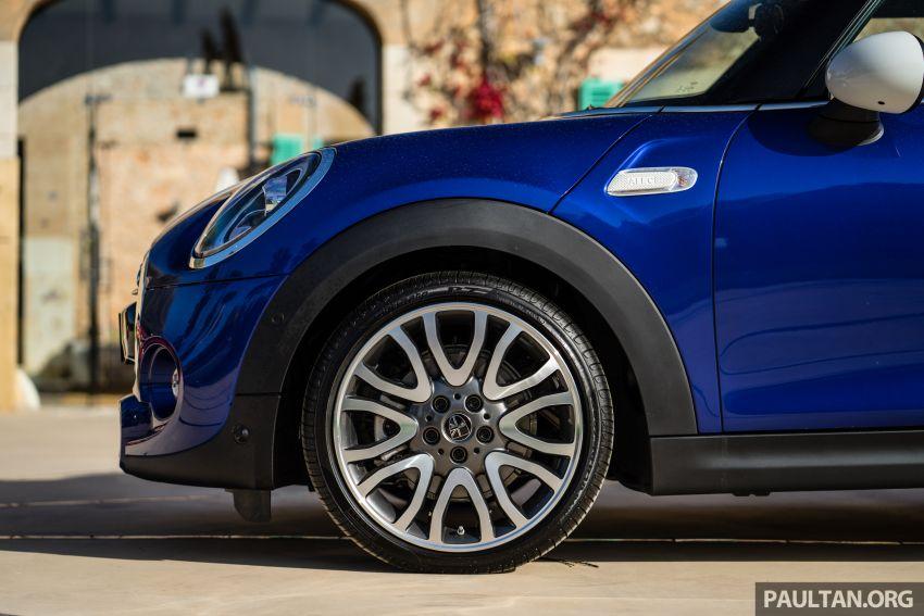 DRIVEN: 2018 MINI 3 Door Cooper S facelift in Spain Image #837830