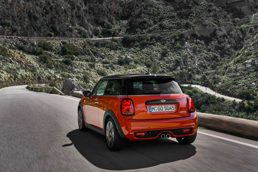 DRIVEN: 2018 MINI 3 Door Cooper S facelift in Spain Image #837871