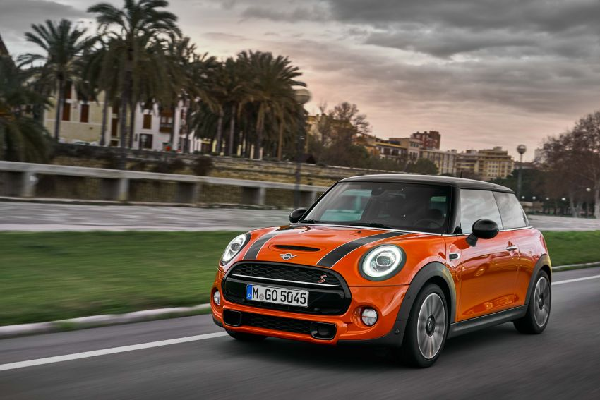 DRIVEN: 2018 MINI 3 Door Cooper S facelift in Spain Image #837910