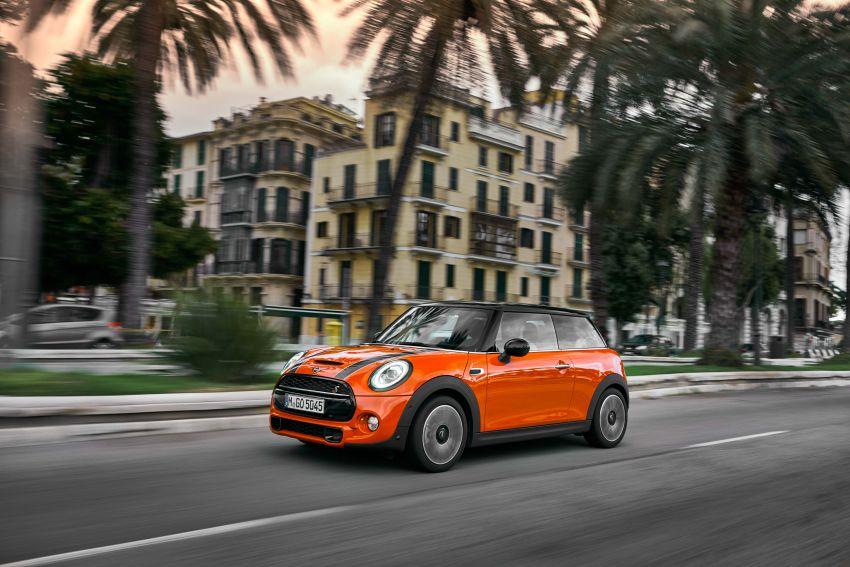 DRIVEN: 2018 MINI 3 Door Cooper S facelift in Spain Image #837911