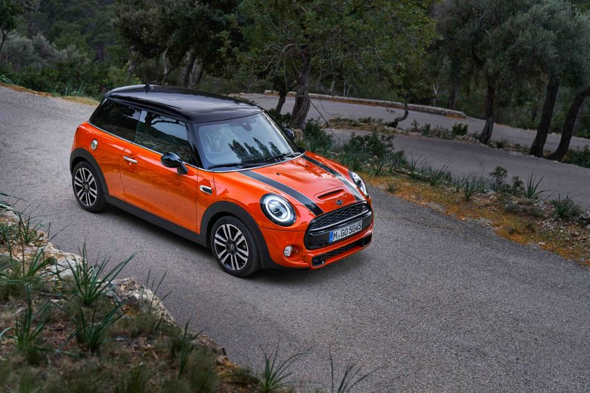 DRIVEN: 2018 MINI 3 Door Cooper S facelift in Spain Image #837933
