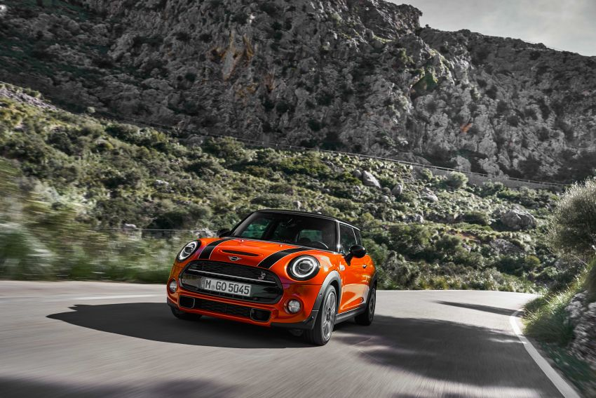 DRIVEN: 2018 MINI 3 Door Cooper S facelift in Spain Image #837865