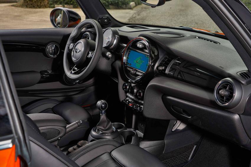 DRIVEN: 2018 MINI 3 Door Cooper S facelift in Spain Image #837950