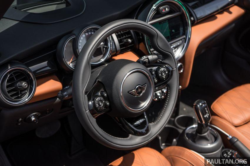 DRIVEN: 2018 MINI 3 Door Cooper S facelift in Spain Image #837852