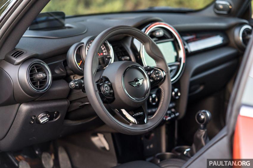 DRIVEN: 2018 MINI 3 Door Cooper S facelift in Spain Image #837834
