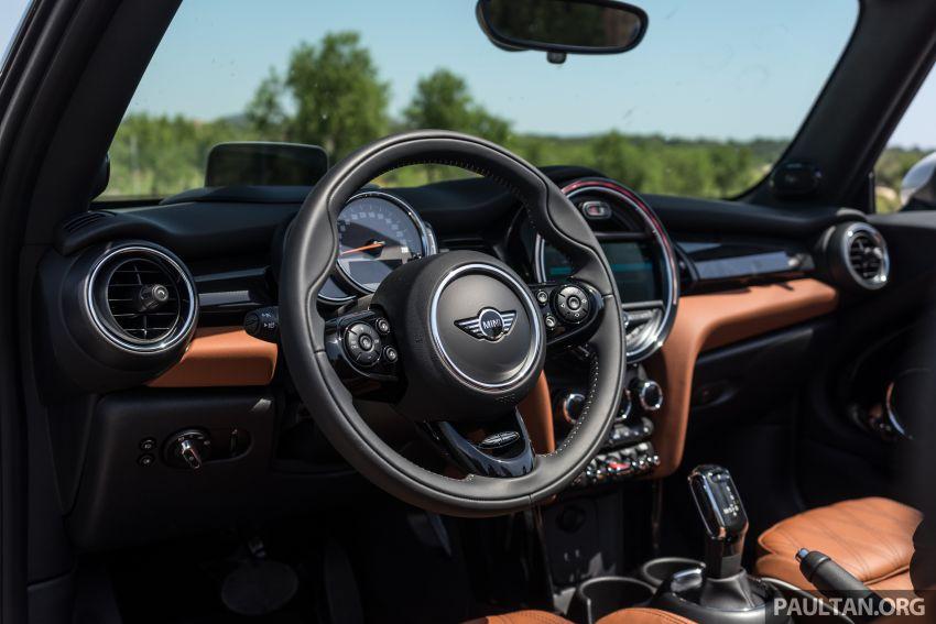 DRIVEN: 2018 MINI 3 Door Cooper S facelift in Spain Image #837835