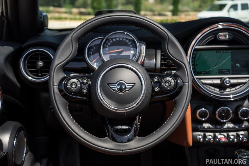 DRIVEN: 2018 MINI 3 Door Cooper S facelift in Spain Image #837839