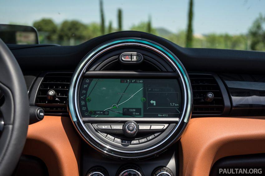DRIVEN: 2018 MINI 3 Door Cooper S facelift in Spain Image #837840