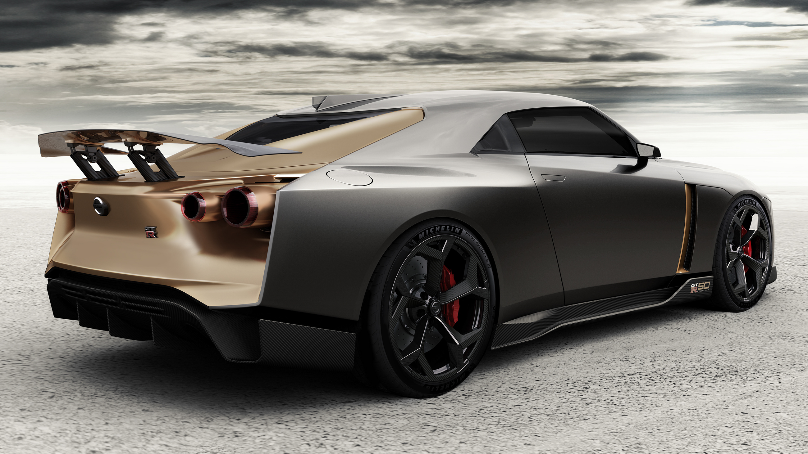 Nissan Gt R50 By Italdesign 50 Units From Rm4 2 Mil