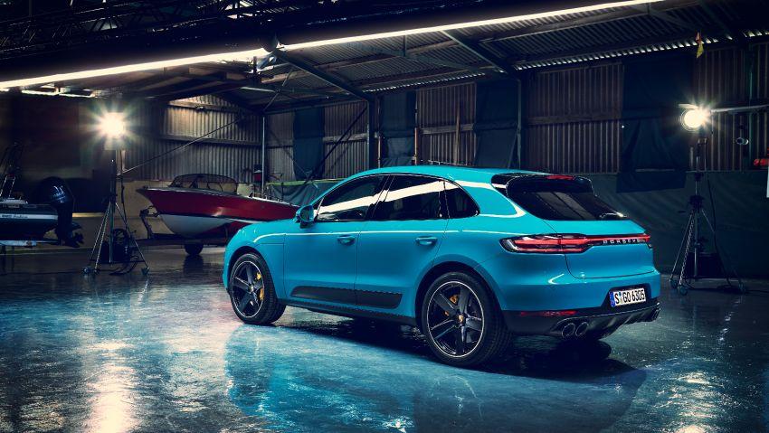2018 Porsche Macan facelift – revised look, equipment Image #842844