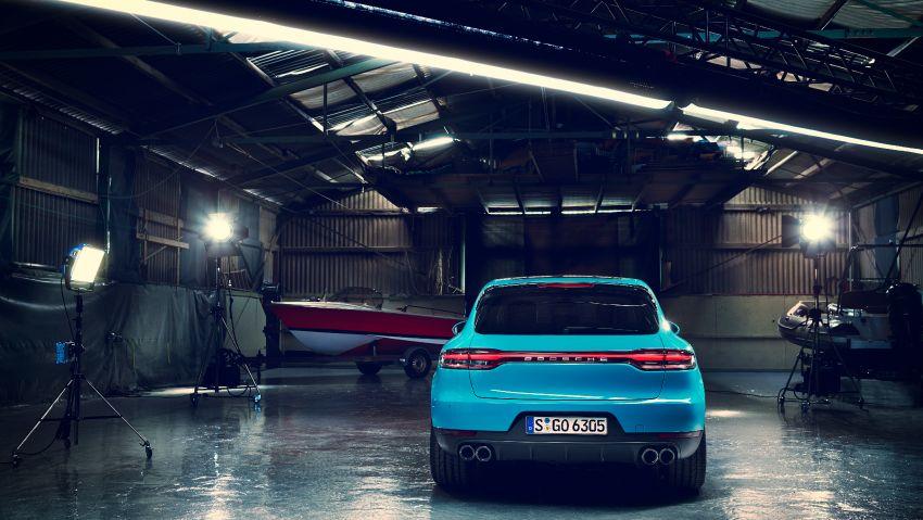 2018 Porsche Macan facelift – revised look, equipment Image #842845
