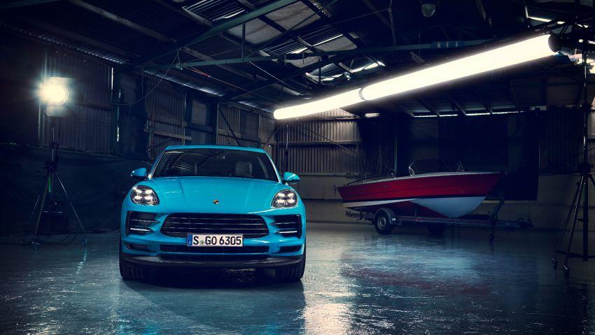 2018 Porsche Macan facelift – revised look, equipment Image #842847