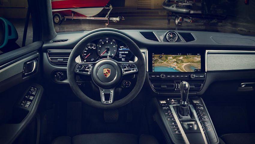2018 Porsche Macan facelift – revised look, equipment Image #842850