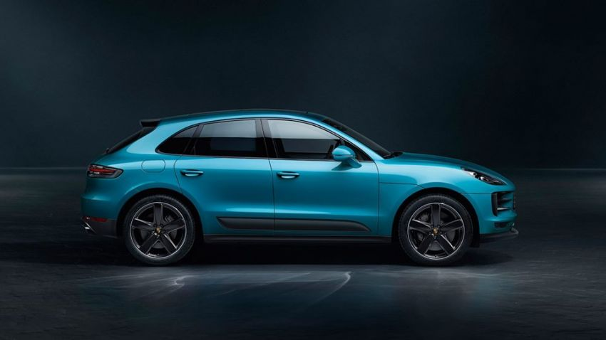 2018 Porsche Macan facelift – revised look, equipment Image #843070