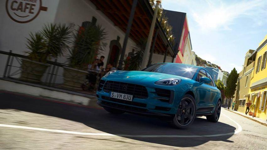 2018 Porsche Macan facelift – revised look, equipment Image #843073