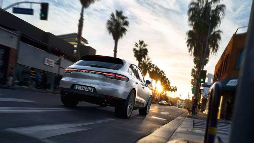2018 Porsche Macan facelift – revised look, equipment Image #843076