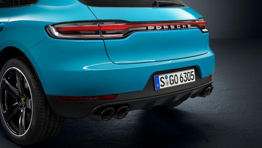 2018 Porsche Macan facelift – revised look, equipment Image #842830