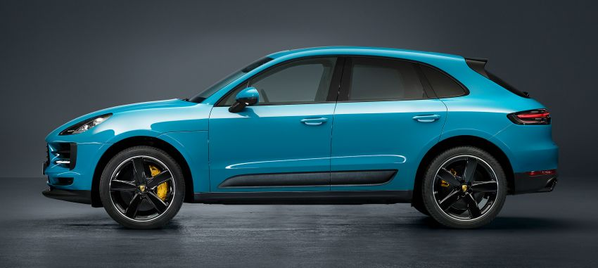 2018 Porsche Macan facelift – revised look, equipment Image #842832