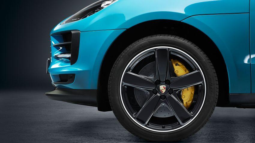 2018 Porsche Macan facelift – revised look, equipment Image #842834