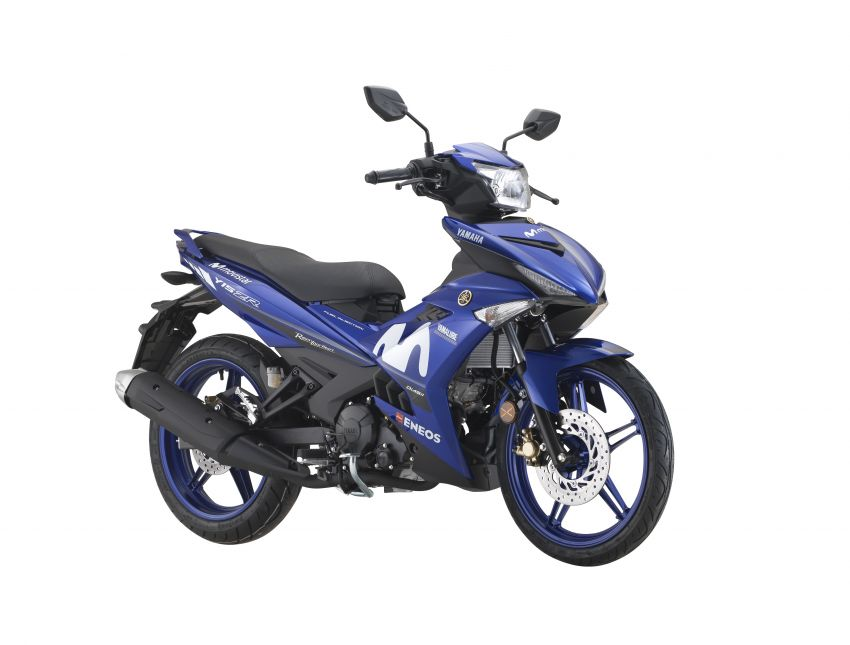 2018 Yamaha Y15ZR GP Edition – RM8,588, with gifts Image #836614