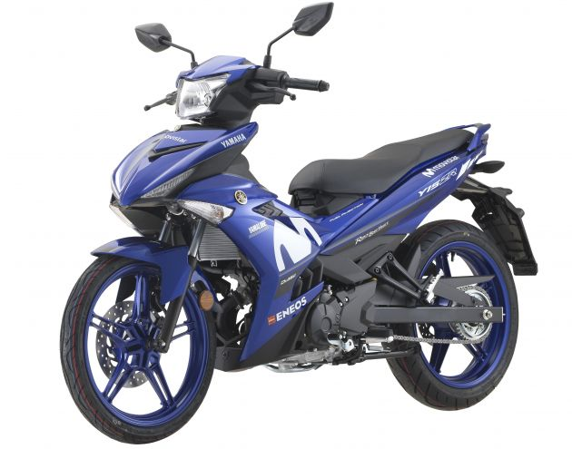 2018 Yamaha Y15zr Gp Edition Rm8 588 With Gifts