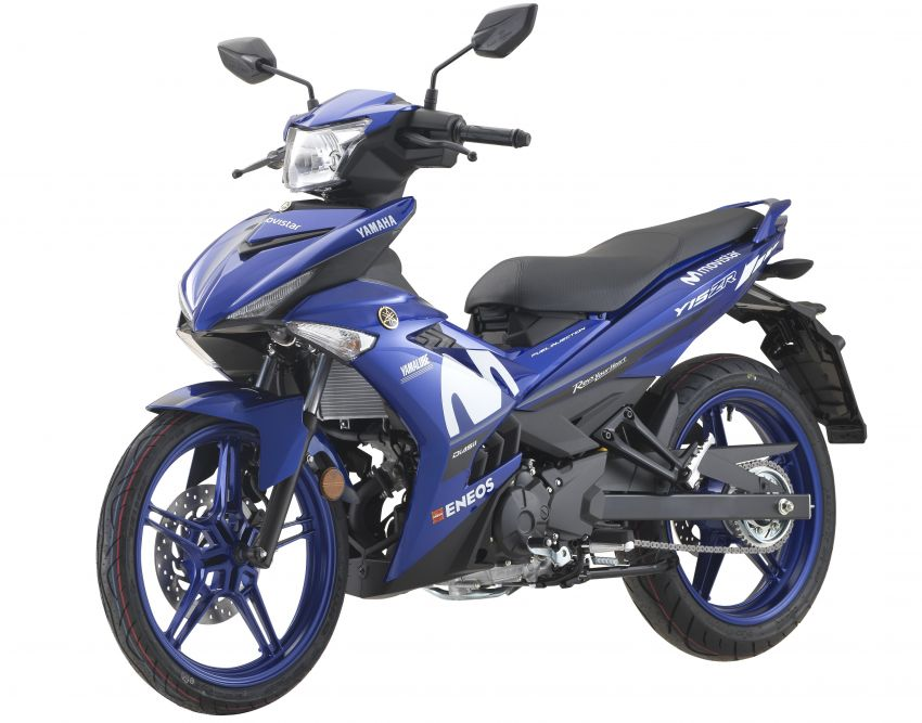 2018 Yamaha Y15ZR GP Edition – RM8,588, with gifts Image #836617
