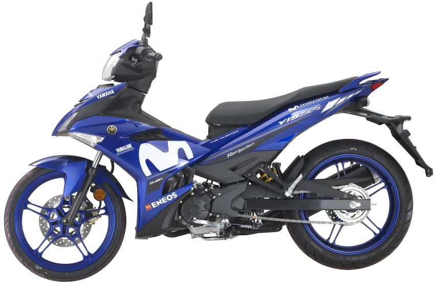 2018 Yamaha Y15ZR GP Edition – RM8,588, with gifts Image #836618