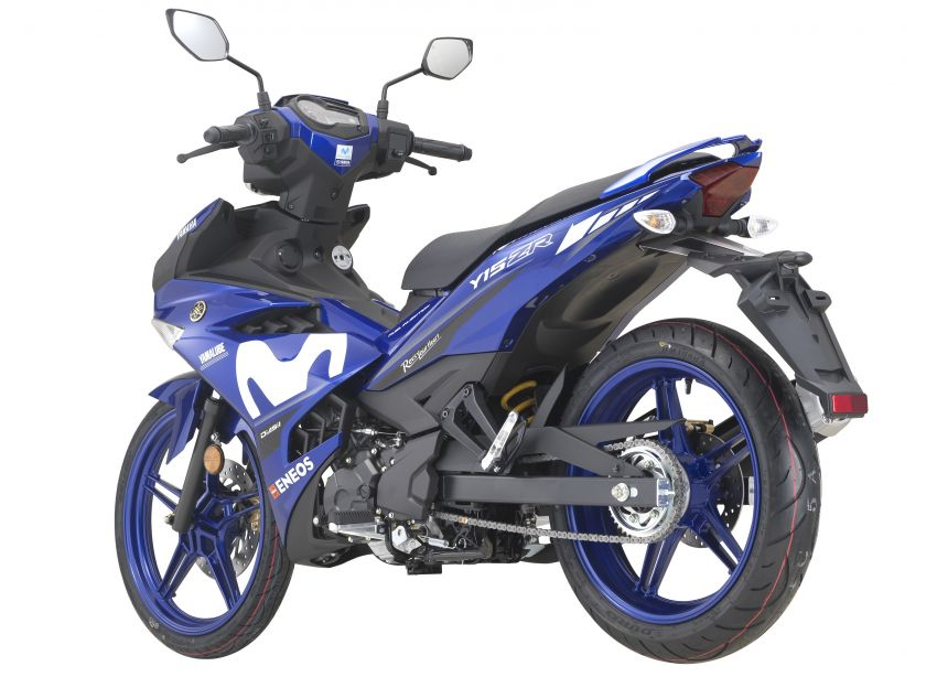 2018 Yamaha Y15ZR GP Edition – RM8,588, with gifts Image #836619