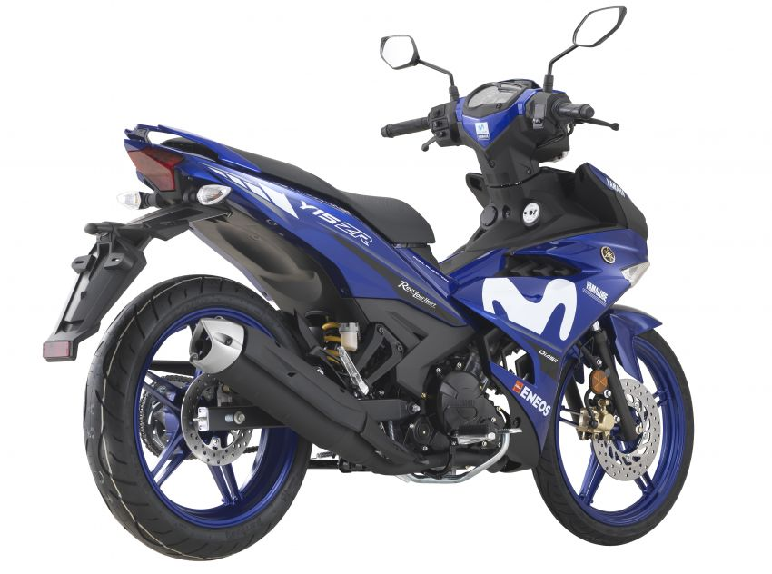 2018 Yamaha Y15ZR GP Edition – RM8,588, with gifts Image #836621