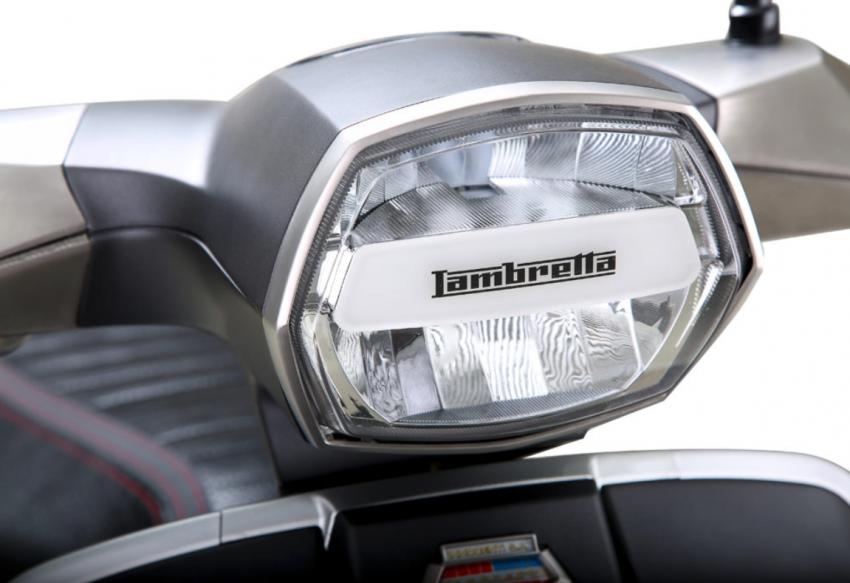 Lambretta – Italian scooter brand coming to Malaysia? Image #834902
