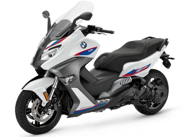2019 BMW Motorrad bike range revised and updated