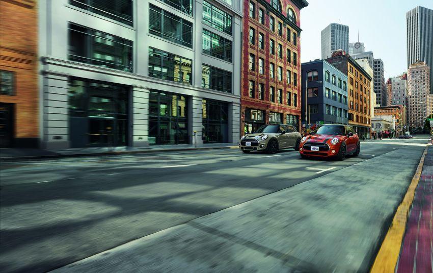 MINI Hatch facelift launched in Malaysia – Cooper S 3 Door and 5 Door, JCW 3 Door; RM227k to RM283k Image #838436