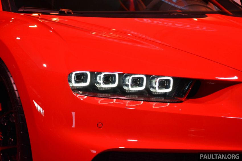 Bugatti Chiron Sport buat penampilan di Malaysia – bermula RM12 juta, tampil talaan lebih fokus untuk litar Image #835334