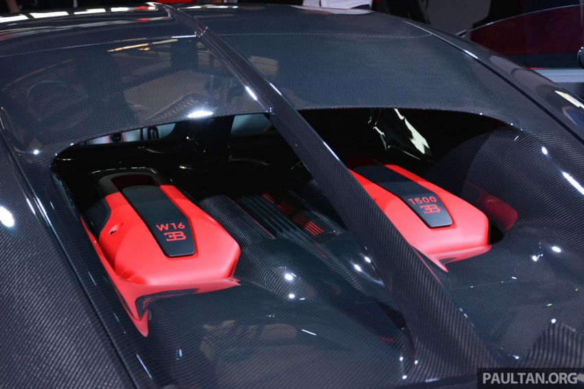 Bugatti Chiron Sport buat penampilan di Malaysia – bermula RM12 juta, tampil talaan lebih fokus untuk litar Image #835337
