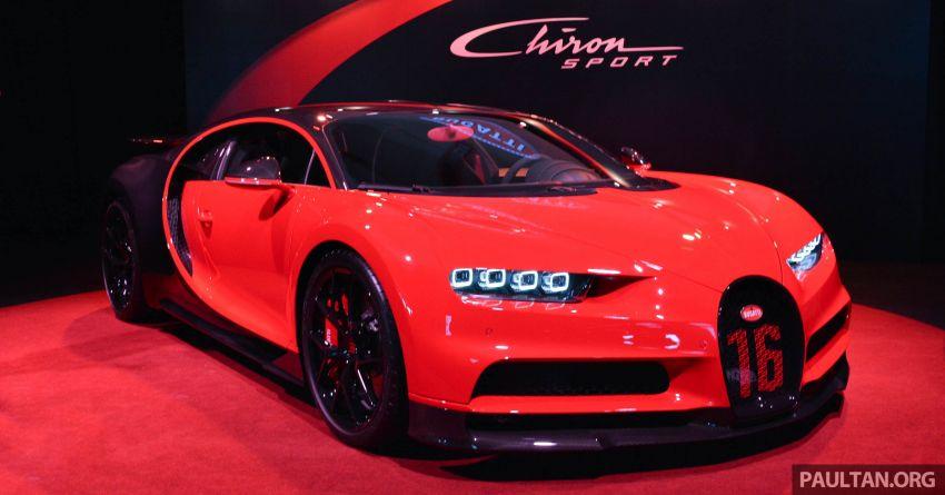 Bugatti Chiron Sport buat penampilan di Malaysia – bermula RM12 juta, tampil talaan lebih fokus untuk litar Image #835340