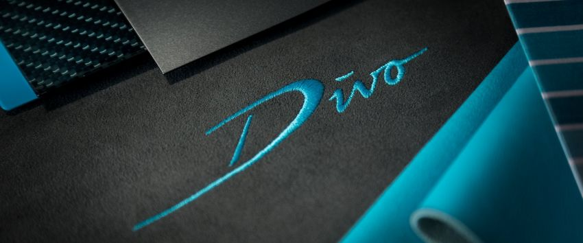New Bugatti Divo teased – 40 units, €5m, Aug 24 debut Image #837391