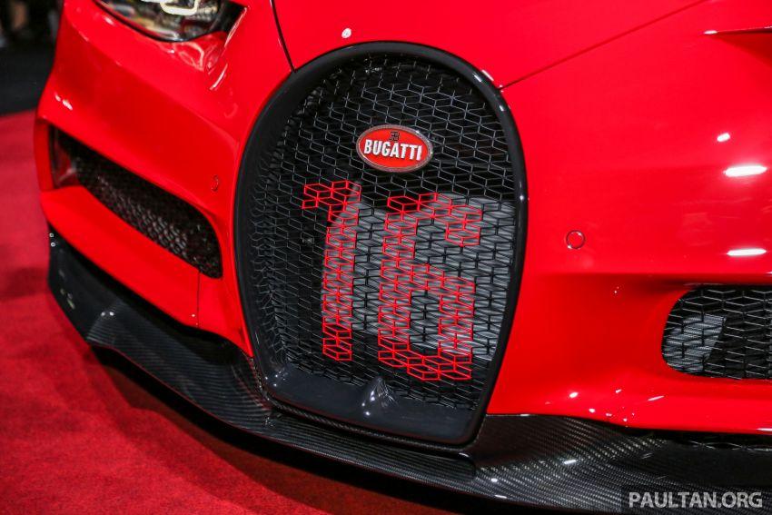 Bugatti Chiron Sport buat penampilan di Malaysia – bermula RM12 juta, tampil talaan lebih fokus untuk litar Image #835465