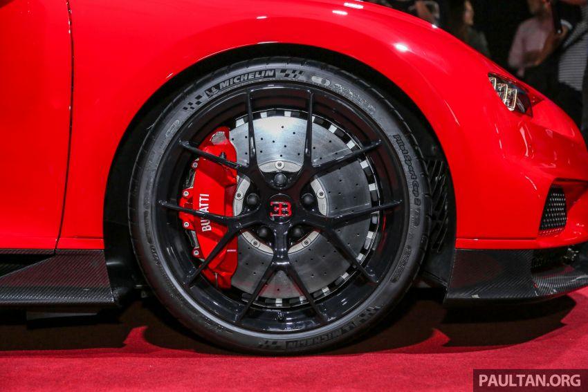 Bugatti Chiron Sport buat penampilan di Malaysia – bermula RM12 juta, tampil talaan lebih fokus untuk litar Image #835468