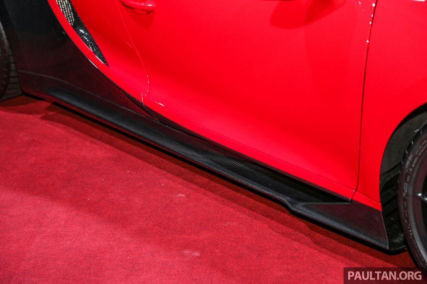 Bugatti Chiron Sport buat penampilan di Malaysia – bermula RM12 juta, tampil talaan lebih fokus untuk litar Image #835470