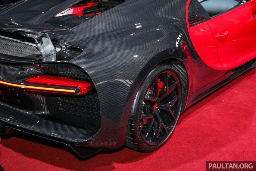 Bugatti Chiron Sport buat penampilan di Malaysia – bermula RM12 juta, tampil talaan lebih fokus untuk litar Image #835474