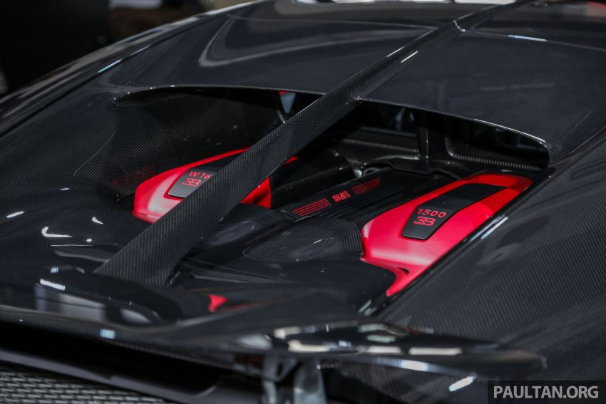 Bugatti Chiron Sport in Malaysia – from RM12.5 million Image #835399