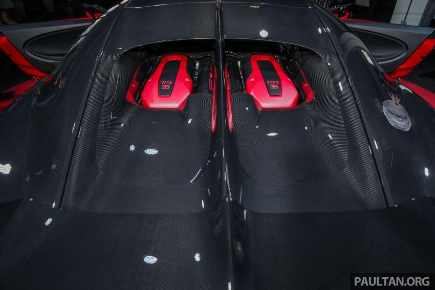 Bugatti Chiron Sport buat penampilan di Malaysia – bermula RM12 juta, tampil talaan lebih fokus untuk litar Image #835484