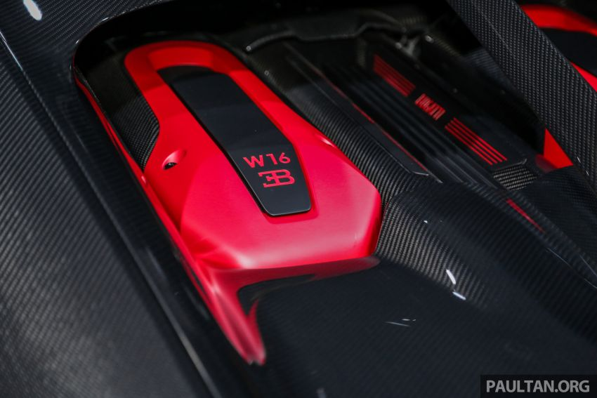 Bugatti Chiron Sport buat penampilan di Malaysia – bermula RM12 juta, tampil talaan lebih fokus untuk litar Image #835486