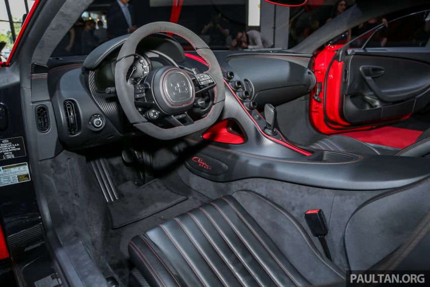 Bugatti Chiron Sport in Malaysia – from RM12.5 million Image #835407