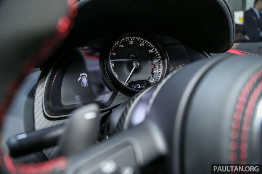 Bugatti Chiron Sport buat penampilan di Malaysia – bermula RM12 juta, tampil talaan lebih fokus untuk litar Image #835492