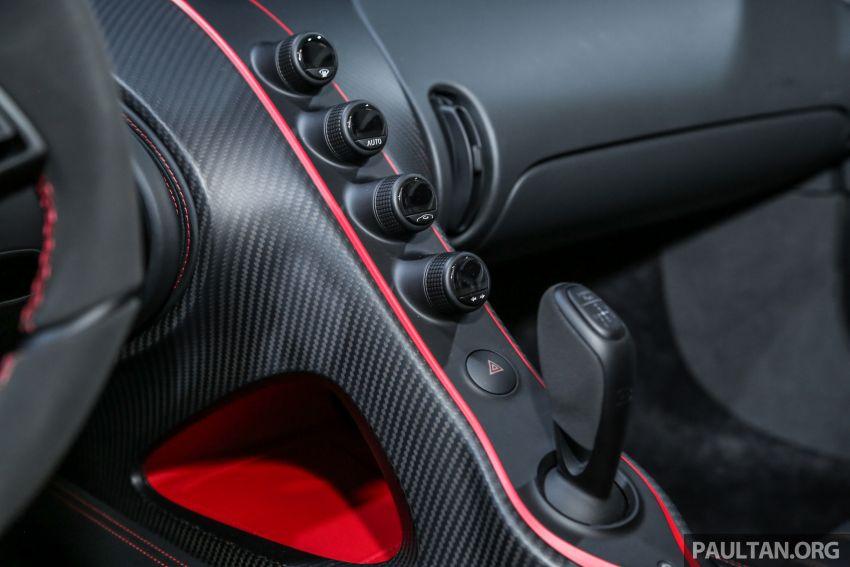 Bugatti Chiron Sport buat penampilan di Malaysia – bermula RM12 juta, tampil talaan lebih fokus untuk litar Image #835493