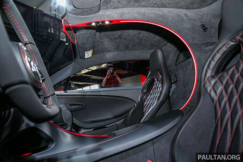 Bugatti Chiron Sport buat penampilan di Malaysia – bermula RM12 juta, tampil talaan lebih fokus untuk litar Image #835501